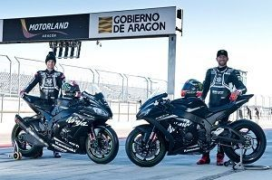Fotografía: Kawasaki Racing Team.