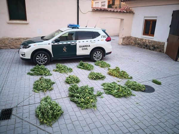 Fotografía: Guardia Civil