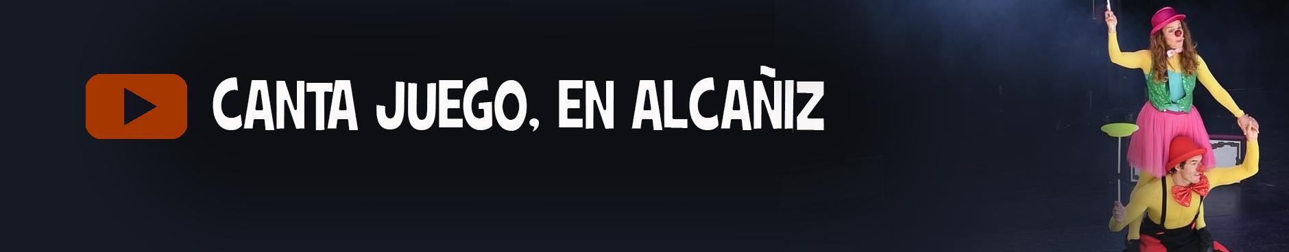 Canta Juegos, en Alcañiz