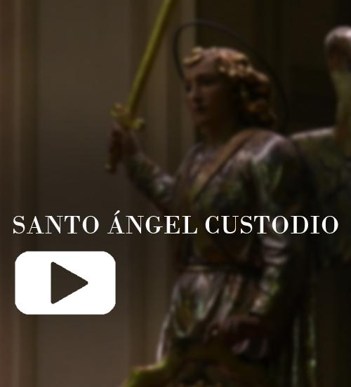 Santo Ángel Custodio