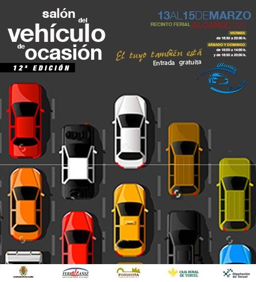 Salón del Vehículo de Ocasión en Alcañiz