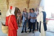 A licitación la gestión de la hospedería del Monasterio de Rueda