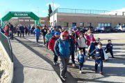 Alcorisa. Nueva marcha senderista de ATADI adaptada a la discapacidad