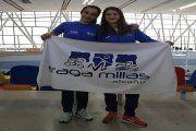 Brillan las tragamilleras Paloma y Laura en el Campeonato de España