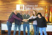 La Comarca del Bajo Aragón acuerda subvenciones por Semana Santa, turismo y acción social