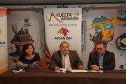 """La Vuelta Aragón comenzará en Andorra """"como apoyo a la ciudad"""""""