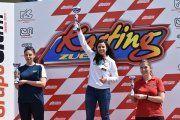 Laura Aparicio gana una beca para competir en velocidad