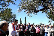 Chiprana celebró San Marcos con una paella como un sol