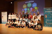 Alumnos de Alcorisa ganan una competición sobre electricidad