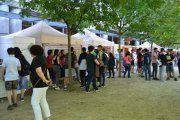 Los alumnos de FP del Bajo Aragón se dan a conocer en una feria
