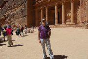 La aventura de entrar en Jordania II