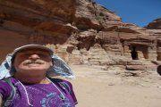 La aventura de entrar en Jordania III