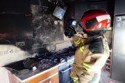 Incendio en una cocina de Andorra