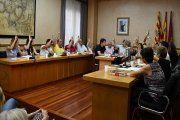 Se reparten los sueldos en el pleno del Ayuntamiento de Alcañiz