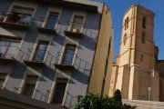 El alcalde de Alcañiz se reúne con Fomento sobre la A-68 y mejora de edificios antiguos