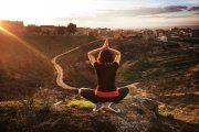 Yoga frente a violencia, desapariciones, drogas y robos en Caspe