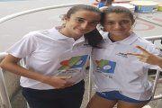 Las tragamilleras Paloma Lizana y Laura Paricio alcanzan la final del Campeonato de España