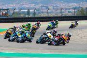 El FIM CEV de Motociclismo se disputa en MotorLand