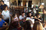 Jóvenes aragoneses y manchegos aprenden en Cretas a desenvolverse en la naturaleza