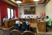 Delegaciones de los concejales del Ayuntamiento de Caspe