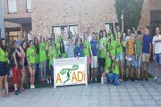 El Campo de Trabajo de ATADI recibe a sus voluntarios