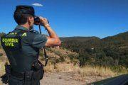 La Guardia Civil difunde consejos para prevenir incendios en el campo