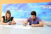 PP Alcañiz: no hay informes que reconozcan deuda con Aquagest