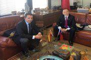 Taiwán y Calanda se unen para exportar e importar productos