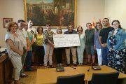 Caspe. Un festival por Cárlos Zárate recauda 8.000 euros para Atención Temprana