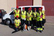 La Comarca del Bajo Aragón contrata a ocho personas para obras y jardines