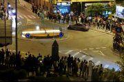 Alcañiz. La peligrosa conducción en la rotonda de Santo Domingo, a lo penal