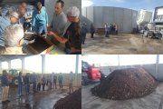 El Matarraña tiene su primera partida de compost vecinal