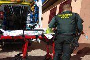 Rescatan a una senderista que se cayó en Las Pesqueras de Beceite