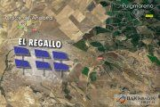 Alcañiz. La planta de placas solares se instalará en El Regallo
