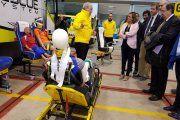 El instituto de Alcañiz tendrá estudios de emergencias el próximo curso
