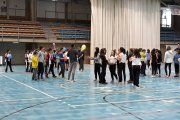 Los alumnos de Alcañiz superan saludablemente todos los retos