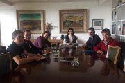 El Ministerio financiará el millón de euros para el camino de la vía de Alcañiz