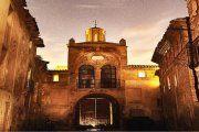 Detalles de películas rodadas en Belchite se exponen en Híjar