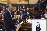 Joaquín Egea entra en el Senado con una promesa contra la despoblación