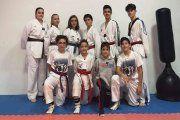 El Taewkondo de Alcañiz logra tres medallas en el Campeonato de España