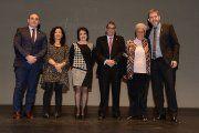 Homenajeados los alcaldes de Alcañiz durante la democracia