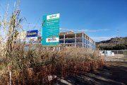 Inician la resolución del contrato de obra del hospital de Alcañiz