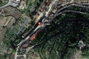 Bomberos extinguen un incendio en el casco urbano de Andorra