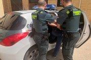Detenido por robo en un establecimiento de Alcañiz