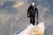 Alcañiz acoge charlas sobre escalada, alpinismo y trail
