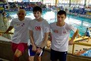 Nadadores bajoaragoneses logran bronce y superación en el Campeonato de España