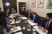Buscan unir recursos por emergencias en las zonas limítrofes entre Teruel y Castellón