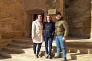 PP: que Urquizu retire su placa de la torre gótica de Alcañiz