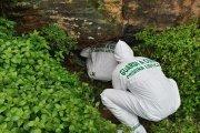 Encuentran en una cueva de Caspe el cuerpo sin vida de una mujer