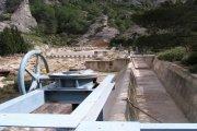 Se reparará el túnel que deriva agua del río Matarraña al pantano de Pena